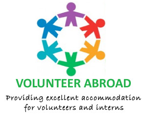 Accommodation for volunteers and interns in Cape Town South Africa