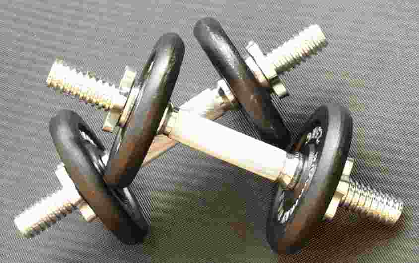 weights exercise habits