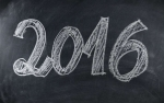 Black board, Success, New Year